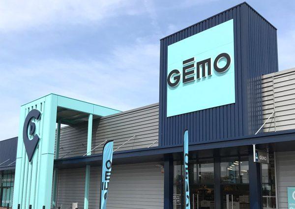 L'arrivée de Gémo à Discount Center - Discount Center